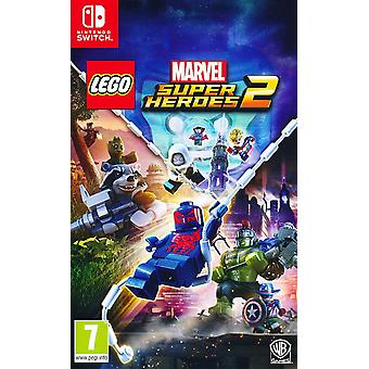 Lego Marvel Super Heroes 2 - Nintendo Switch Reorderable