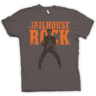 Mens T-shirt - Jailhouse Rock - Elvis