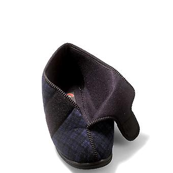 Superwide Touch And Seal Bootie Slippers