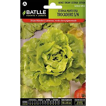 Batlle Lettuce Mantecosa Trocadero S/N (Tuin , Tuinieren , Zaden)