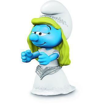 شليتش Smurfette العروس