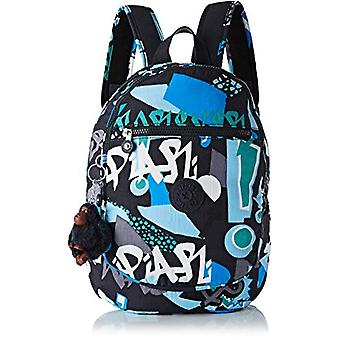 Kipling Clas Challenger - Multicolored Women's Backpacks (Epic Boys) 26x36x21 cm (B x H T)