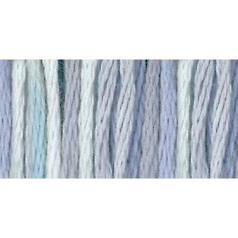 Dmc Color Variations Six Strand Embroidery Floss 8.7 Yards Winter Sky 417F 4010