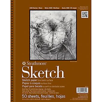 Strathmore Sketch Paper Pad 11