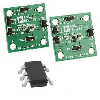 PCB design board Analog Devices ADP2108UJZ-REDYKIT