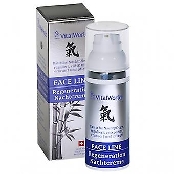Swiss VitalWorld regeneration night cream 50 ml