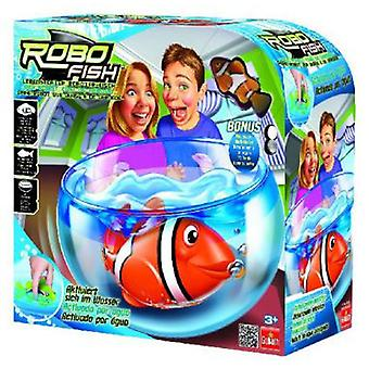 Goliath Robofish Aquarium (Toys , Dolls And Accesories , Soft Animals)