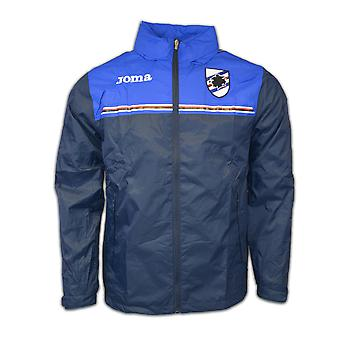 2016-2017 Sampdoria Joma Training Jacket (Navy)