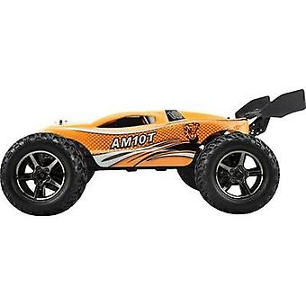 Amewi AM1 0T Brushless 1:10 coche modelo del RC Truggy eléctrico 4WD RtR 2,4 GHz
