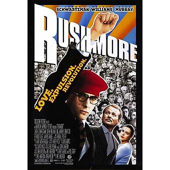 Rushmore Movie Poster drucken (27 x 40)