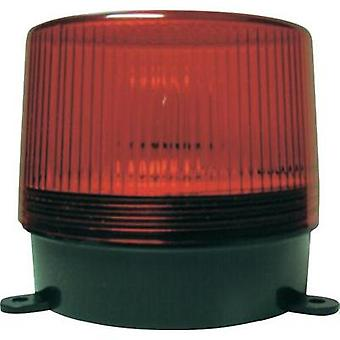 Alarm flashing light Red Indoors, Outdoors 12 Vdc ELRO 75.001.63