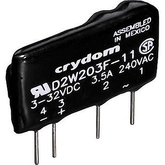 Crydom D2W202F-4 Solid State SIP PCB Load Relay