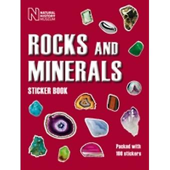 Rocks and Minerals Sticker Book by Natural History Museum