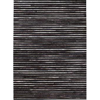 Rugs -Linie Channel Leather - Granite
