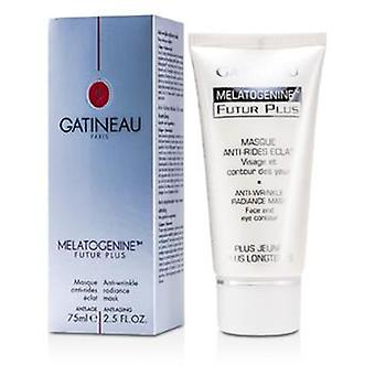 Gatineau Melatogenine Futur Plus Anti-Wrinkle Radiance Mask - 75ml/2.5oz