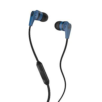 SKULLCANDY INKD Headphones Blue/Black In-Ear Mic