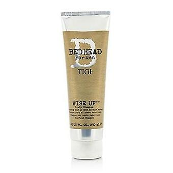 Bed Head B For Men Wise Up Scalp Shampoo - 250ml/8.45oz