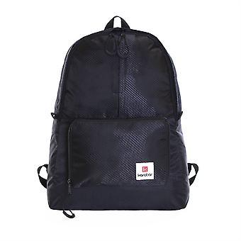 Karabar Sintra 15 litres pliable sac à dos, noir d'encre