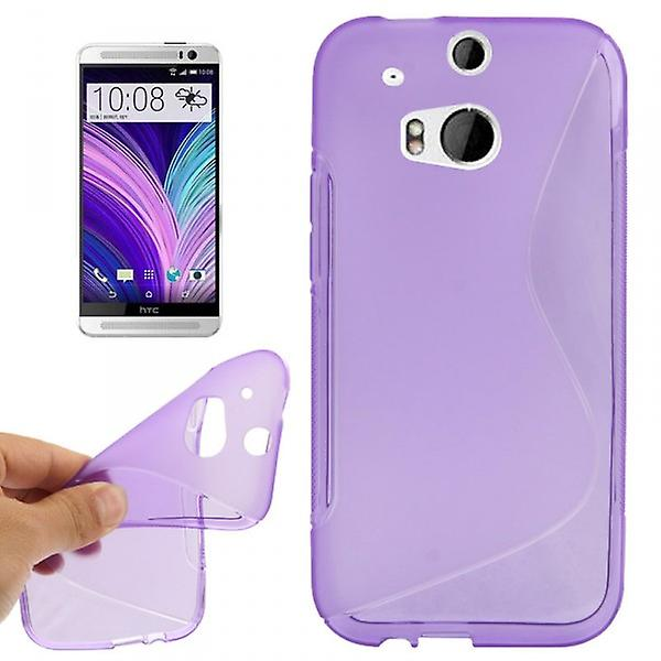 Silicone case S-line for several HTC models