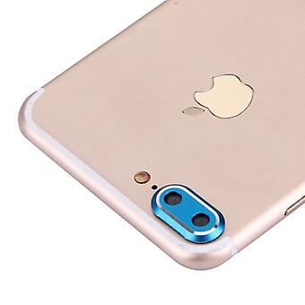 Camera protection protector ring for Apple iPhone 7 plus blue