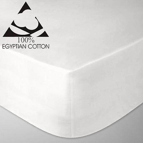 Egyptian 400 Sheets Thread Cotton Count Fitted Bed rCxBoed