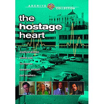 Hostage Heart [DVD] USA import