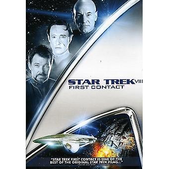 Star Trek 8-pierwszy kontakt [DVD] USA import