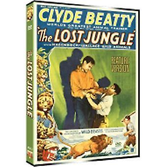 Tabt Jungle [DVD] USA import