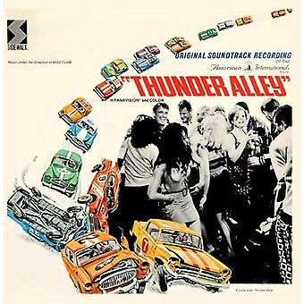 Thunder Alley - Thunder Alley [Original Soundtrack] [CD] USA importerer