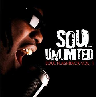 Soul Unlimited - Soul Unlimited: Vol. 1-Soul Flashback [CD] USA import