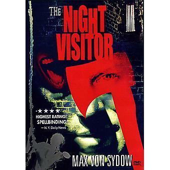 Visitante de la noche [DVD] los E.e.u.u. la importación