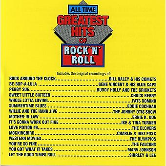 All-Time Greatest Hits av R - All-Time Greatest Hits av R: Vol. 1-All-Time Greatest Hits [CD] USA import