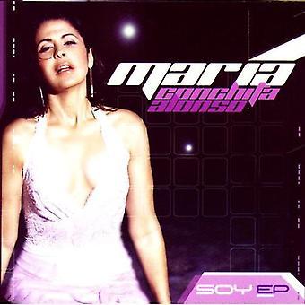 Maria Conchita Alonso - soja [CD] USA import