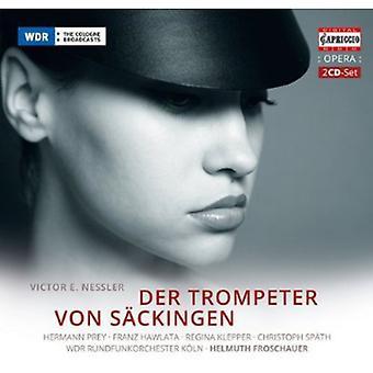 V.E. Nessler - Victor E. Nessler: Der Trumpeter Von S Ckingen [CD] USA import