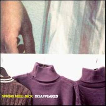 Spring Heel Jack - Disappeared [CD] USA import