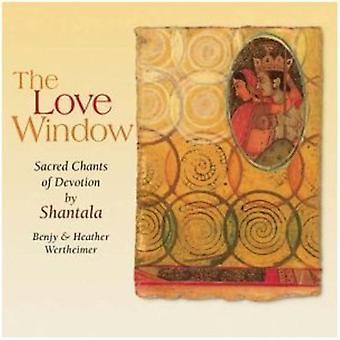 Shantala - Love Window [CD] USA import