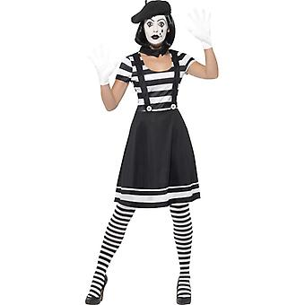 Lady pantomime Dame costume