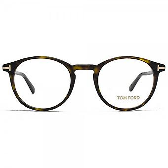 Tom Ford FT5294 Glasses In Dark Havana