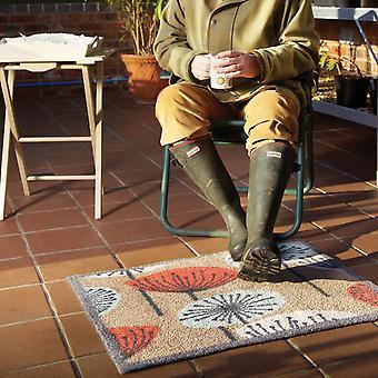 Abrazo de tapetes de alfombra natural 11