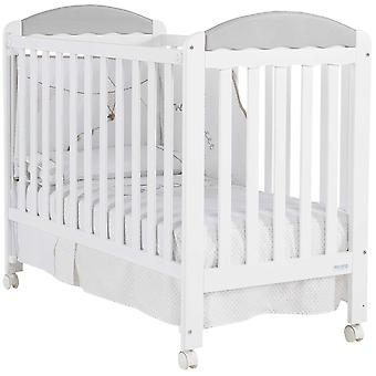 Micuna Cradle 120x60 Judith White / Grey