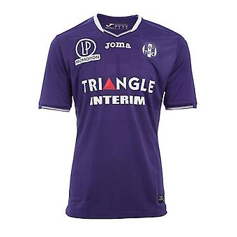2017-2018 Toulouse Joma Home Football Shirt