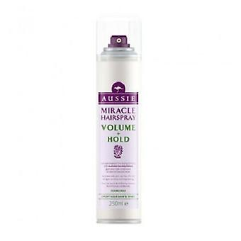 Aussie Volume hairspray Miracle 250Ml (Hair care , Styling products)