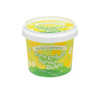 Bomb Cosmetics Bomb Cosmetics Cleansing Shower Butter - Pina Colada