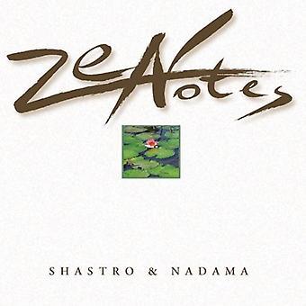 Shastro & kun - Zen noter [CD] USA import