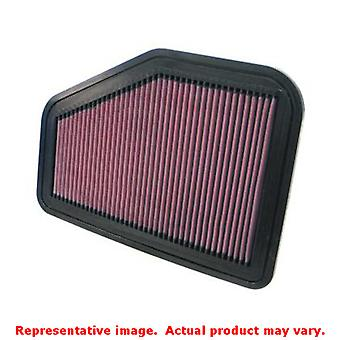 K&N Drop-In High-Flow Air Filter 33-2919 Fits:CHEVROLET 2014 - 2014 SS V8 6.2 P