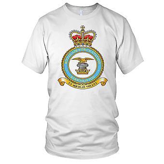 RAF Royal Air Force Kirknewton Ladies T Shirt
