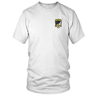 US Army - 3rd Attack Recon Battalion 159th Aviation Regiment B Company Embroidered Patch - Ladies T Shirt