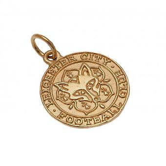 Leicester City 9ct Gold Pendant
