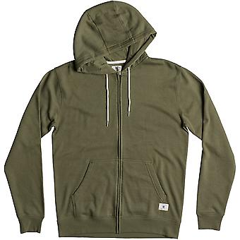 DC Rebel Zipped Hoody