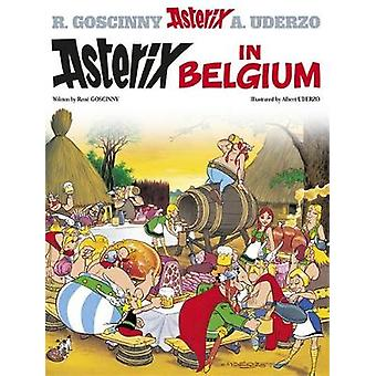 Asterix in Belgium by Rene Goscinny & Albert Uderzo